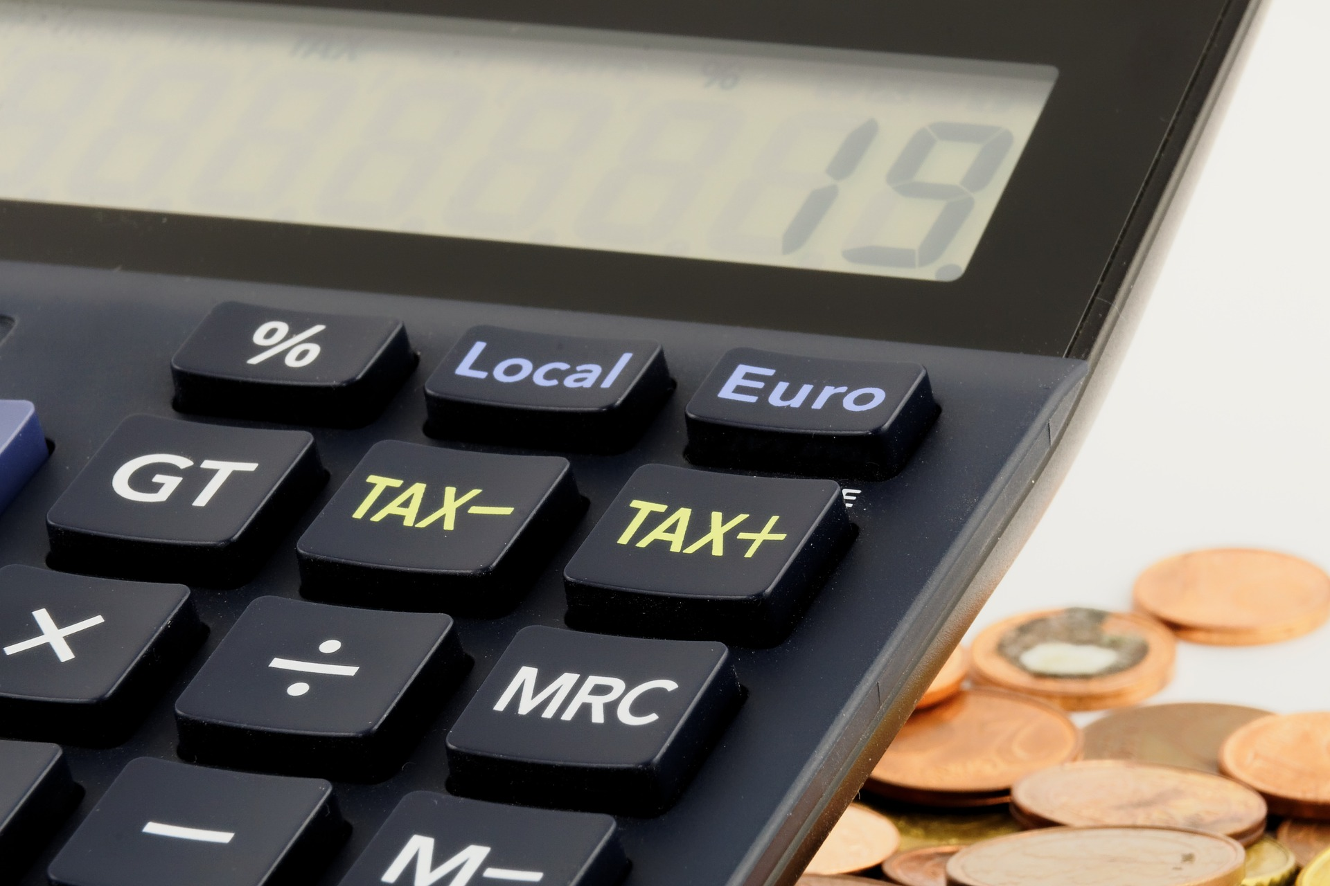 Anmeldung zum Finanzamt