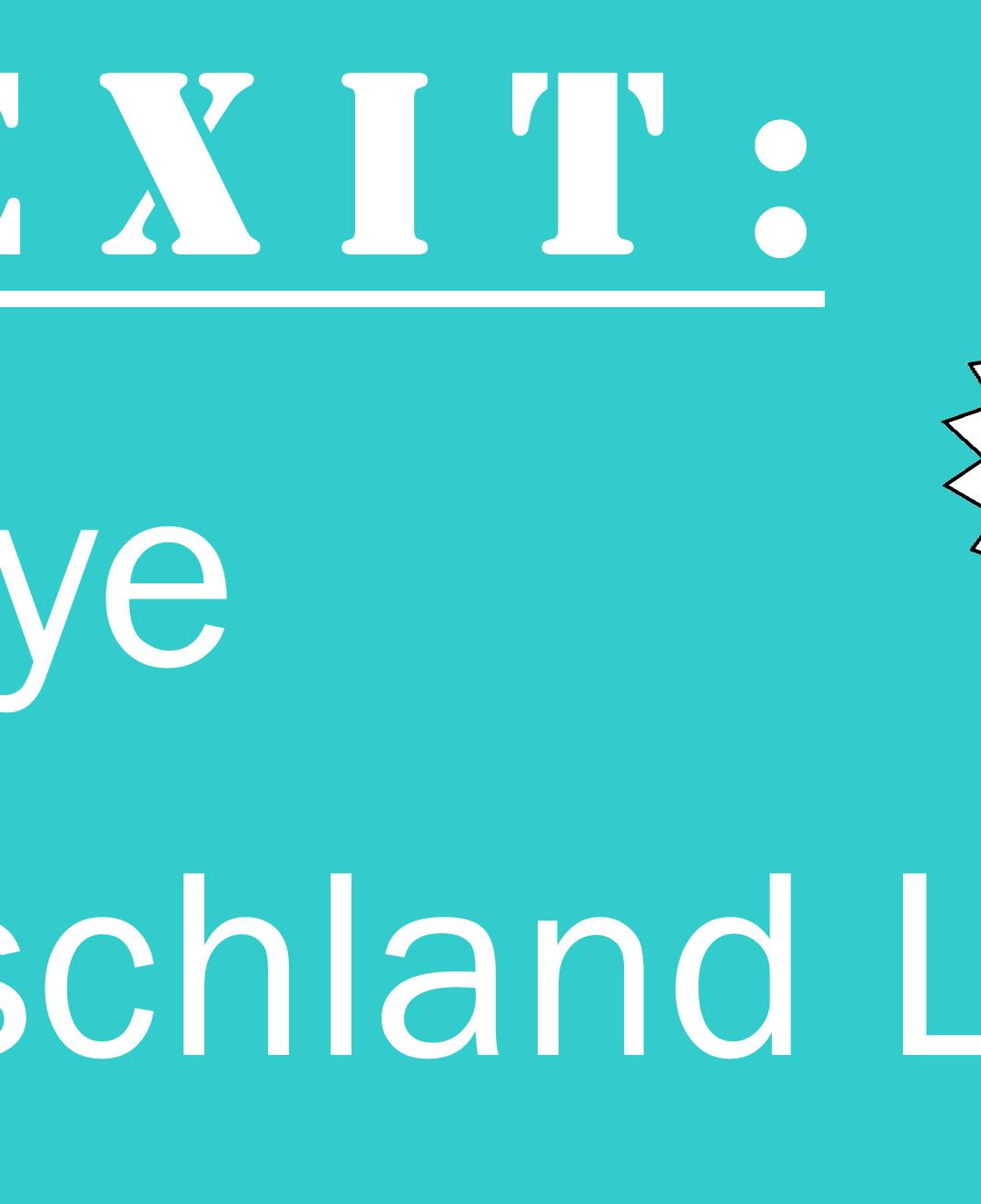 BREXIT – Englische Limited in UG oder GmbH umwandeln!
