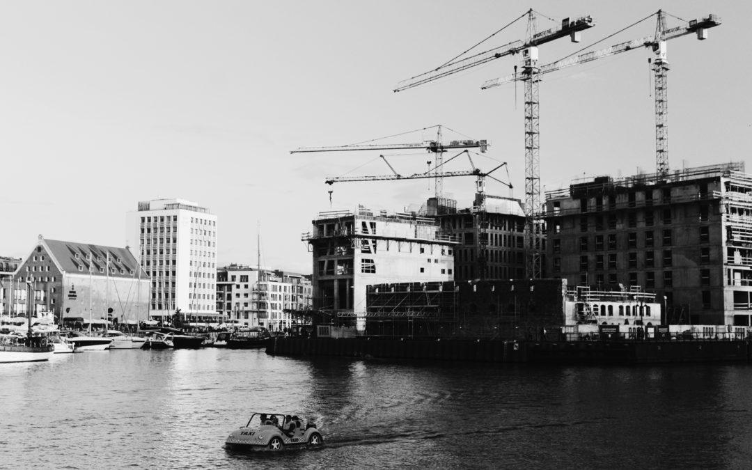 In 3 Schritten zum eigenen Bauunternehmen
